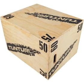 Plyobox Holz 50/60/75cm Tunturi 463065800000 Bild-Nr. 1
