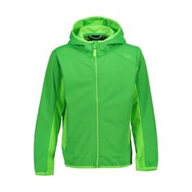 Veste softshell pour garçon Veste softshell pour garçon CMP 466838714060 Taille 140 Couleur vert Photo no. 1