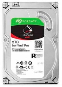 IronWolf PRO 2To disque dur interne SATA 3.5""