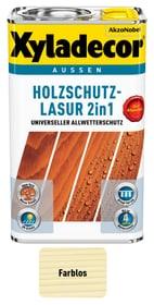 Velatura protettiva per legno Incolore 2.5 l XYLADECOR 661776300000 Colore Incolore Contenuto 2.5 l N. figura 1