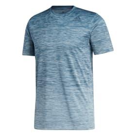 GRADIENT TEE Shirt pour homme Adidas 468017300540 Taille L Couleur bleu Photo no. 1