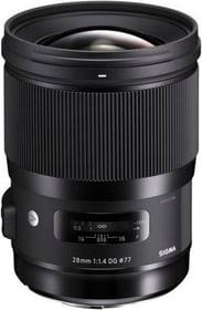 28mm / f 1.4 DG HSM art CA Objectif Sigma 785300145185 Photo no. 1