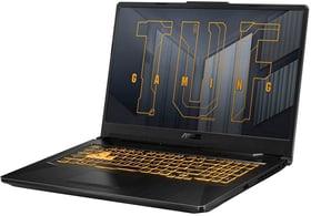 """TUF Gaming F17 (17.3"""", Full HD, i5-11400H, 16GB, 512GB, RTX 3050) Notebook Asus 798901600000 Bild Nr. 1"""