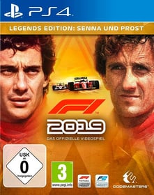 PS4 - F1 2019 Legends Edition D Box 785300144628 Bild Nr. 1