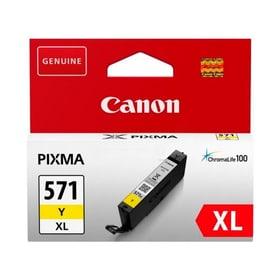 CLI-571XL XL giallo Cartuccia d'inchiostro Canon 795845000000 N. figura 1