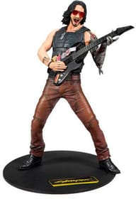 Cyberpunk 2077: Johnny Silverhand (30 cm) Sammelfigur 785300153345 Bild Nr. 1