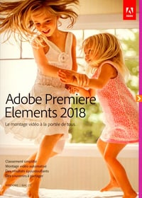 PC/Mac - Premiere Elements 2018 (F) Fisico (Box) Adobe 785300130201 N. figura 1
