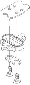 SM-SH56 Tacchette pedali Shimano 490288500000 N. figura 1
