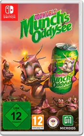 NSW - Oddworld: Munch's Oddysee D Box 785300154303 N. figura 1