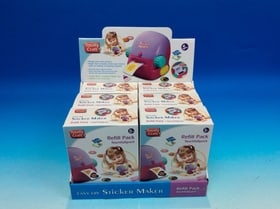 Creativ Toy Sticker Maker Refill Bricolage 746153700000 Photo no. 1