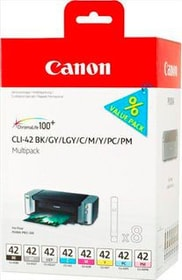 CLI-42 Multipack Cartouche d'encre Canon 785300123975 Photo no. 1