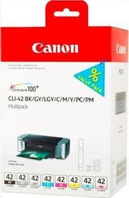 CLI-42 Multipack n Tintenpatrone Canon 785300123975 Bild Nr. 1