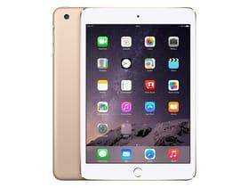 Apple iPad Mini 3 WiFi+LTE 128Go gold Apple 79784100000014 Photo n°. 1
