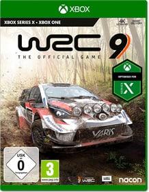 Xbox Series S/X - WRC 9 D/F Box 785300155561 N. figura 1