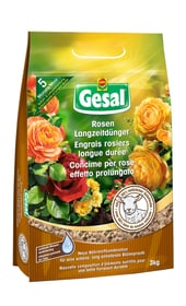 Rosen Langzeitdünger mit Schafwolle, 3 kg Compo Gesal 658232700000 Bild Nr. 1
