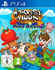 PS4 - Harvest Moon - Mad Dash Box 785300146869 N. figura 1