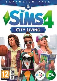 PC - The Sims 4 City Living Box 785300121427 Bild Nr. 1