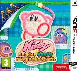 3DS - Kirby au fil de la grande aventure Box 785300141466 Langue Français Plate-forme Nintendo DS Photo no. 1