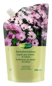 Balkonpflanzendünger Nachfüller, 500 ml Flüssigdünger Mioplant 658204200000 Bild Nr. 1