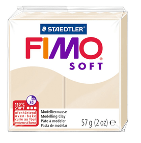 Soft sahara Fimo 664503400000 Colore Sahara N. figura 1