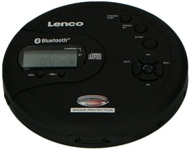 CD-300 - Nero Discman Lenco 785300151938 N. figura 1