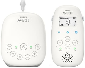 Avent Smart-Eco SCD713/26 Babyphone Philips 785300143150 N. figura 1