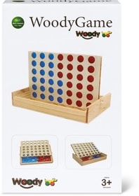 Woody 4 Gewinnt Gesellschaftsspiel 746993100000 Bild Nr. 1