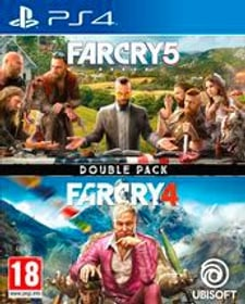PS4 - Far Cry 4 & Far Cry 5 - Double Pack Box 785300144701 N. figura 1