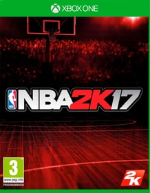 Xbox One - NBA 2K17 Box 785300121082 N. figura 1