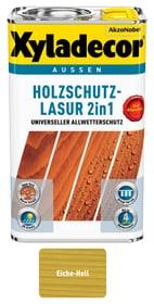 Velatura protettiva per legno Quercia chiaro 2.5 l XYLADECOR 661779200000 Colore Quercia chiaro Contenuto 2.5 l N. figura 1