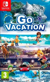 Switch - Go Vacation (D) Box Nintendo 785300135884 N. figura 1