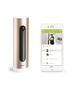 Netatmo Welcome Full HD Caméra de videosurveillance Netatmo 602781300000 Photo no. 1