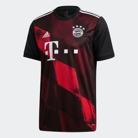 FC Bayern München Jersey Away 20/21 Fussball-Klubreplika Adidas 498298100330 Grösse S Farbe rot Bild-Nr. 1