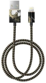 "Câble 1.0m, Lightning->USB ""Black Galaxy"" Câble iDeal of Sweden 785300148882 Photo no. 1"