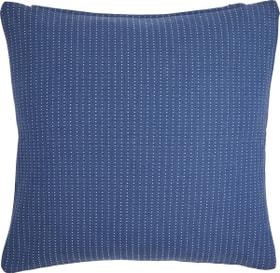 VALENTIN Zierkissenhülle 450749740840 Farbe Blau Grösse B: 45.0 cm x H: 45.0 cm Bild Nr. 1