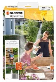 city gardening Kit de brumisation en extérieur autaomtic Système d'irrigation Gardena 630589100000 Photo no. 1