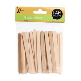 Bastoncini legno naturale 72 p. I AM CREATIVE 664059300000 N. figura 1