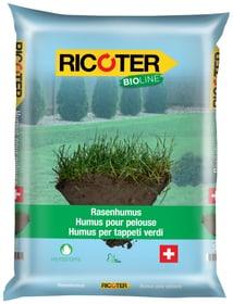 Humus pour pelouse, 30 l Pour la qualtité du sol Ricoter 658113100000 Photo no. 1