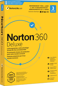 Security 360 Deluxe with 25GB 3 Device - PC/Mac/Android/iOS Physique (Box) Norton 785300146583 Photo no. 1