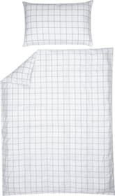CRISTIANO Taie d'oreiller en percale 451194010610 Couleur Blanc Dimensions L: 65.0 cm x H: 65.0 cm Photo no. 1