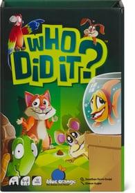 WHO DID IT? Jeux de société 748984800000 Photo no. 1