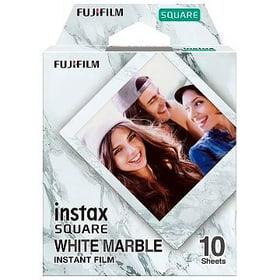 Instax Square 10B Whitemarble Film FUJIFILM 785300155767 Photo no. 1