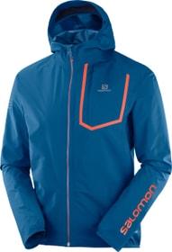 Bonatti Pro WP Veste pour homme Salomon 470423800322 Couleur bleu foncé Taille S Photo no. 1