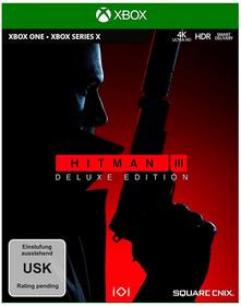 XBOX - Hitman 3 - Deluxe Edition D Box 785300156546 Bild Nr. 1
