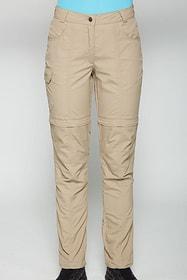Udine Damen-Trekkinghose ZipOff Trevolution 465817503674 Grösse 36 Farbe beige Bild-Nr. 1