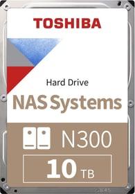 """N300 High Reliability  10TB 3.5"""" SATA (BULK) Disque Dur Interne HDD Toshiba 785300137565 Photo no. 1"""