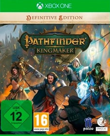 XBOX ONE - Pathfinder: Kingmaker - Definitive Edition (D) Box 785300154101 Langue Allemand Plate-forme Microsoft Xbox One Photo no. 1