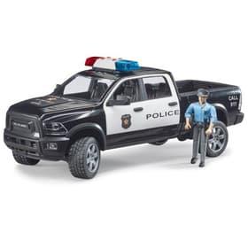 Voiture de police RAM 2500 avec policier Véhicule jouet Bruder 747350800000 Photo no. 1