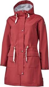 Taslina Damen-Regenmantel Rukka 498425904088 Grösse 40 Farbe bordeaux Bild-Nr. 1