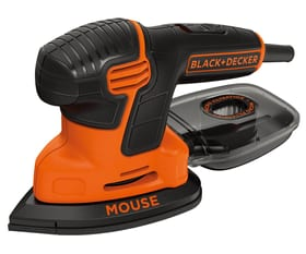 Ponceuse Compact MOUSE, 120 W Black&Decker 616661200000 Photo no. 1